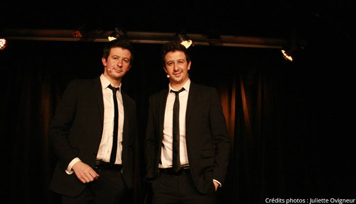 Steeven Christopher jumeaux humour ni l'un ni l'autre Spotlight Lille