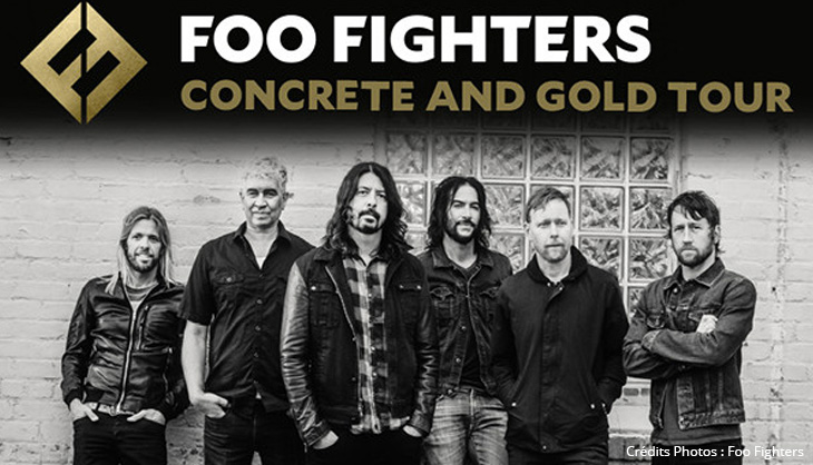 Will The Foo Fighters Tour In