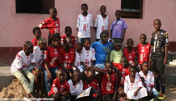 orphelins de Makala association espoirs caritatif concert mavuba