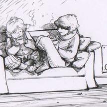Cinzia Di Feliceest une dessinatrice, scénariste et coloriste italienne. Elle a notamment réalisé la série Biankha ou encore les 3 tomes des aventures de Rosa et Viola.
