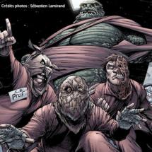 Sébastien Lamirandest un coloriste français de bandes dessinées. Il a notamment participé aux séries Tessa, agent intergalactique et Les conquérants de Troy.