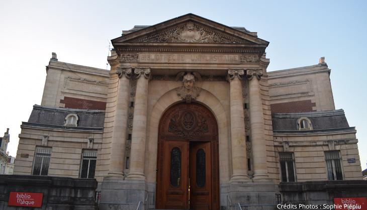 Lille Étudiants Sciences Po IEP Bibliothèque BU