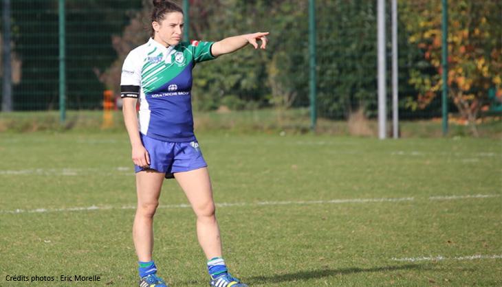 LMRCV rugby feminin Laura di Muzio championnes France Villeneuve ascq Lille jumelles Ménager putains de nanas rugby 15 rugby 7 top 8 top 14