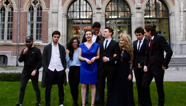 BDE, faculté, lettres, Université Catholique de Lille, gala, carnaval de Venise