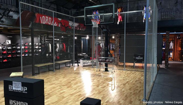 Basketball, NBA, Bshop Basketball, Lille, Michael Jordan, Sport, Chaussures, Terrain de basket, panier de basket