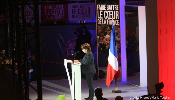 Benoît Hamon Lille discours meeting