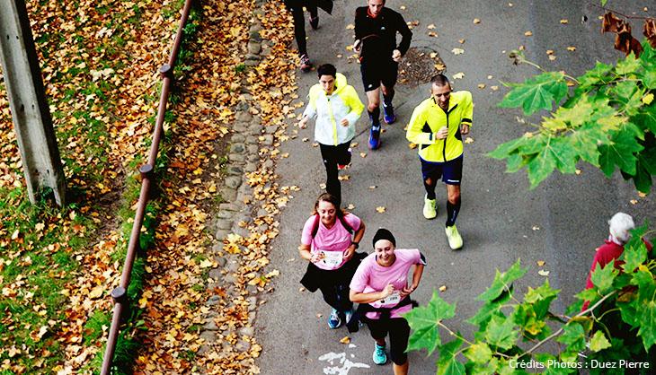 Octobre Rose Course depistage cancer sein Lille 2017