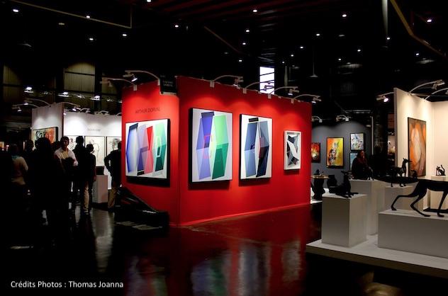 2018, exposition, art, contemporain, foire, moderne, visite, culture, Lille, Grand Palais