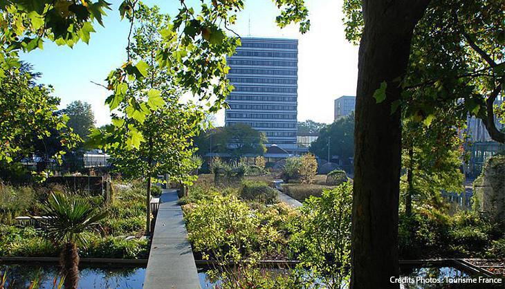 Jardins Geants Lille bassins nature
